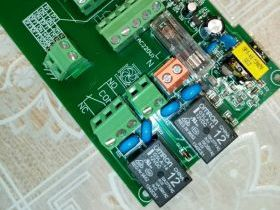 Контроллер теплых полов Beok CCT-10 с AliExpress для зонального отопления