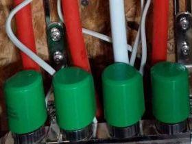Выбор и тестирование дешёвых сервоприводов коллектора теплого пола с AliExpress