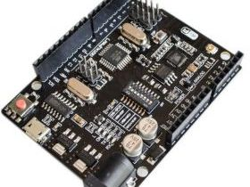 Используем Arduino UNO с WiFi на одной плате для POST запроса на сервер