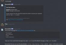 Трансляция RSS канала в мессенджер Discord