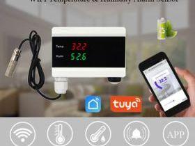 Не комнатные WIFi терморегуляторы