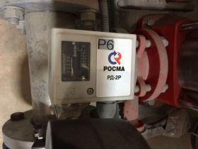 Замена реле давления Росма РД-2Р на нормальное в дешевой насосной станции пожаротушения
