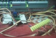 Диспетчеризация насосной станции Антарус (Амперус) при помощи адресной системы Рубеж.