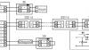 Подключение  пиропатронов с использованием модулей подключения нагрузки