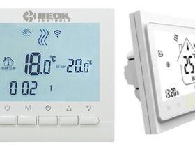 Wi-Fi терморегулятор за 1630р в ближайшую Черную Пятницу