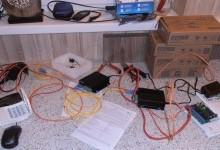 Пробую в работе Ethernet-FX-SM40 для связи пожарных приборов Болид по оптоволокну