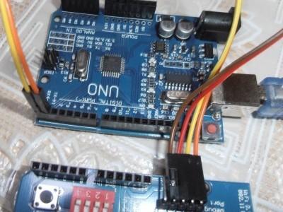 Как у меня заработал WIFI для Arduino ESP8266 ESP-12E