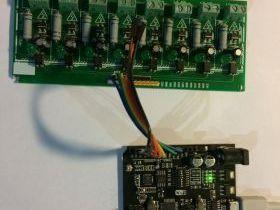 Определяем наличие сети 220В при помощи оптопары для Arduino