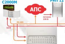 Решение проблемы соответствия пожарных приборов при помощи контроллеров типа С2000М