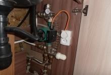 Как я приспособил смесительный узел TIM JH-1036 для теплого пола.