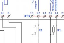 Управление вентиляцией и инженерными системами пожарной сигнализацией